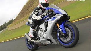Essai Yamaha R1 2015