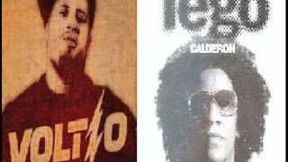 Julio Voltio Ft  Tego Calderon - El Desorden Remix by Samoláo