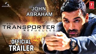 Transporter   Official Concept Trailer    John Abraham   Remake   Jason Statham's   Upcoming 2021