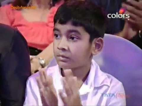 Rushi Raj - Best Child Artist - New Talent Awards 2011