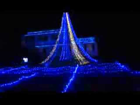 Christmas Lights In Cranbury Nj   YouTube