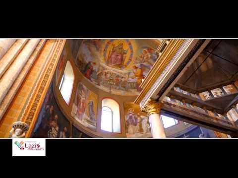 LAZIO MAI VISTO: Da Civita di Bagnoregio a Gaeta, la regione Lazio vista dal drone