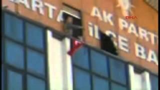 Ak Parti Kartal İlçe Binası Silahlı Baskın