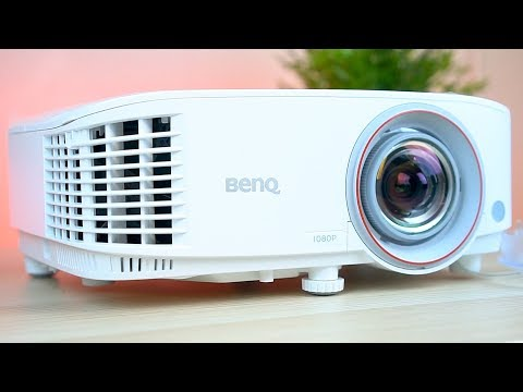 BenQ TH671ST Gaming Projector Unboxing & Review | No More Laggy Games!