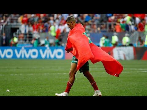 المغرب أول فريق يودع كأس العالم بعد الخسارة بهدف رونالدو…  - نشر قبل 19 ساعة