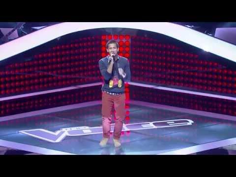 The Voice Thailand - โอม - ขออุ้มหน่อย - 21 Sep 2014