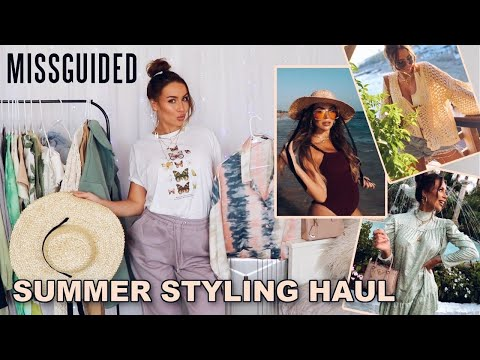 SUMMER STYLING HAUL, COSY NEAUTRALS I WORE ON MY POST LOCKDOWN HOLIDAY.. MISSGUIDED, PLT ASOS