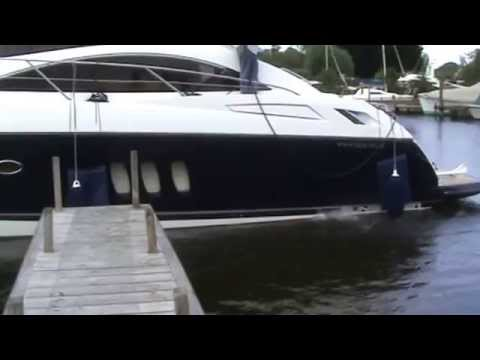 sunseeker 63 freshwater harbour brundall norfolk.