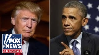 Who is tougher on Russia: Trump or Obama?