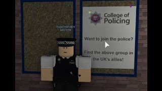 [Roblox London] How to join the Met!