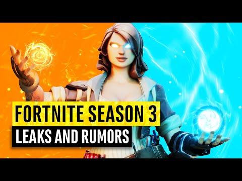 Fortnite | Season 3 Leaks And Insane Theories