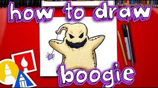 How To Draw Oogie Boogie