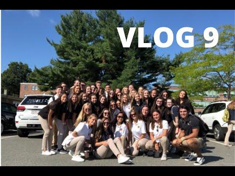 Vlog 9: Bishop Fenwick High School Tribute Fall 2k19