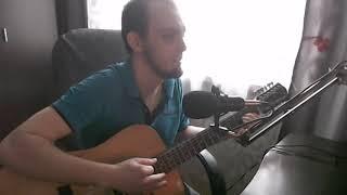 Песня А.Я.Розенбаума - Вот опять захандрила дождями природа (проба)