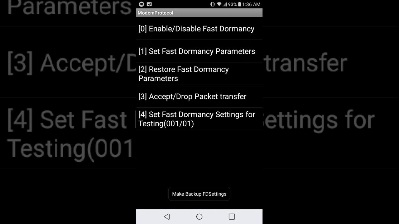 LG K30 Hidden Menu & Other Secret Dialer Codes