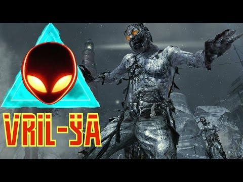 Call Of Duty Zombies Theories #1 VRIL-YA ALIENS!!