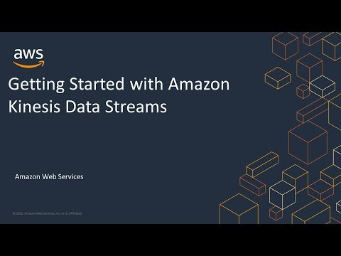 Getting Started with Amazon Kinesis Data Streams