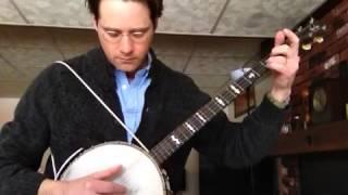 """Willie Moore"" 2-finger banjo style, MATC Banjo 2"