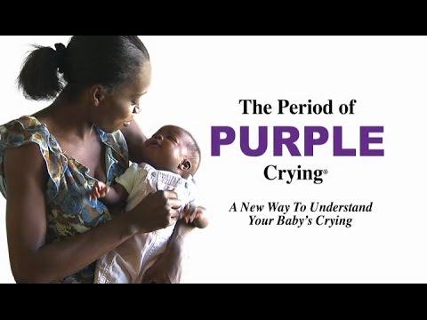 PURPLE Crying Video Intro - Full