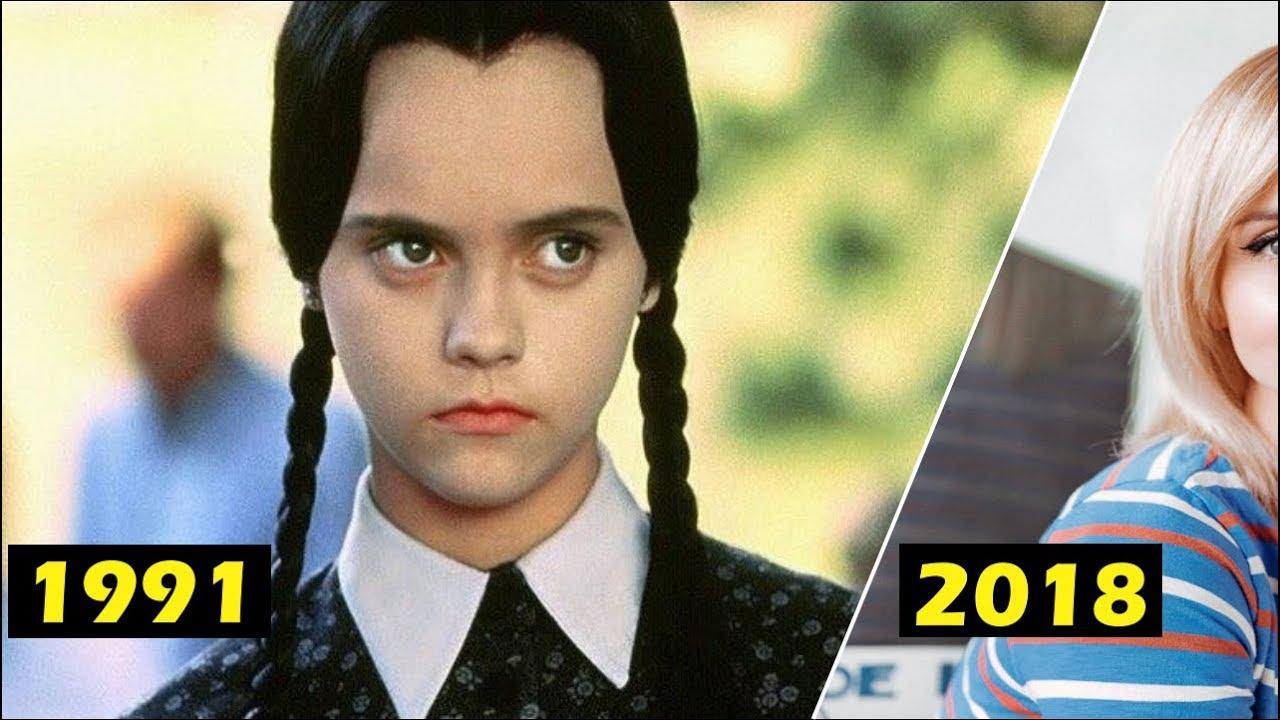 Lembra do filme A Família Addams? Veja como eles estão hoje