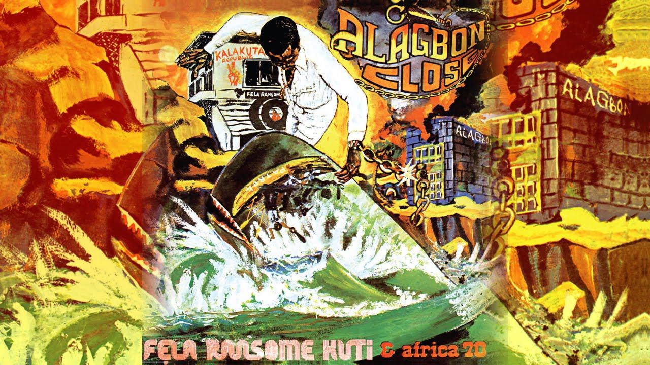Fela Kuti I No Get Eye For Back Youtube
