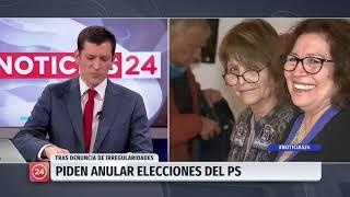 """Fernando Atria sobre irregularidades en el PS: """"Aquí falta hacerse responsable de lo que ha pasado"""""""