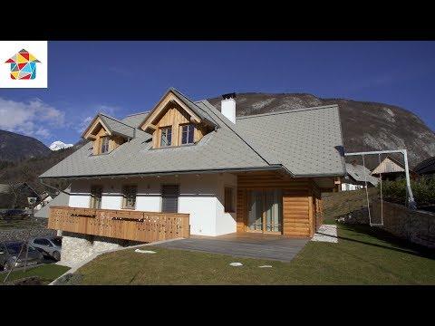 Ambienti TV Show - Familiy house / Bohinj