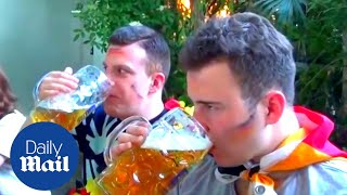 Germany football fans react to opening Euros defeat to France in Munich