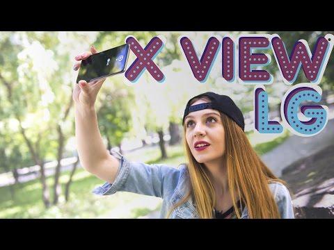 LG X View Black: второй экран на сдачу