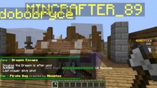 Minecraft Fridays - DRAGON ESCAPE!