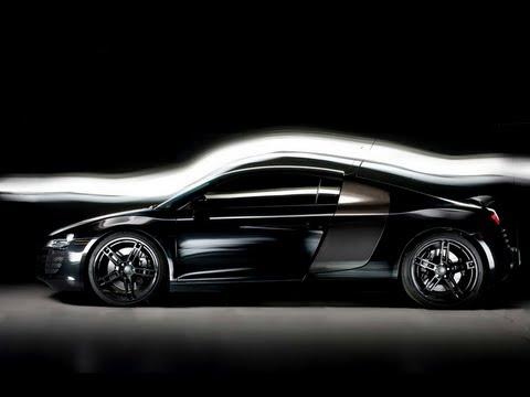 Audi R8 Blackbird Basic Car Wash Techniques Drive