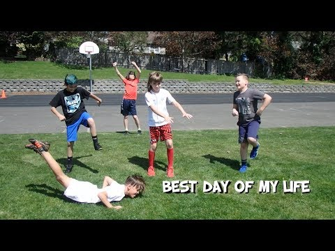 BEST DAY OF MY LIFE - 5th Grade Music Video (2017-2018) - Mr. Riedl