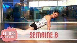 Fitness Après Grossesse – Semaine 6