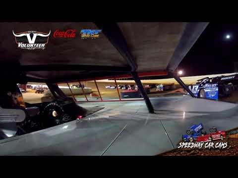 #83H Clint Hodges - Sportsman - 10-12-19 Volunteer Speedway - In-Car Camera