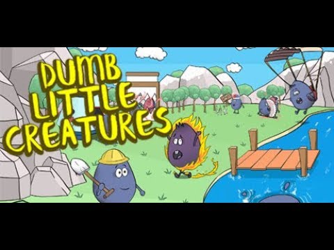 PC STEAM GAME Dumb Little Creatures Short Gameplay - No Commentary - Using Toshiba L740  