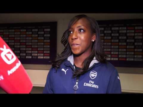 Arsenal 1 Chelsea 0  Was Danielle Carters Goal Better Than Alexis Sanchez's?