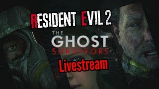 The Ghost Survivors | Resident Evil 2