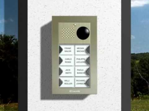 comelit powercom italiano presentazione youtube. Black Bedroom Furniture Sets. Home Design Ideas