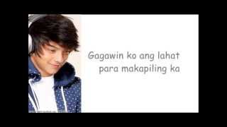 DISKARTE - Daniel Padilla w/ lyrics (FULL VERSION)