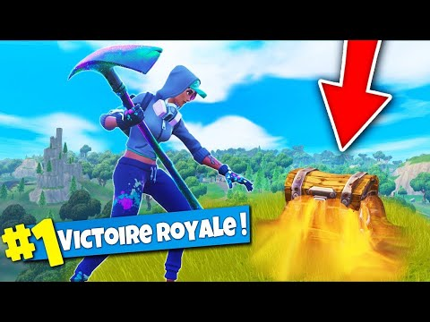 TOP 1 EN LOOTANT UN SEUL COFFRE {NighTech NeroZz}