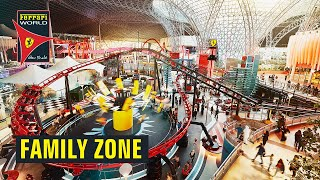 Ferrari World Abu Dhabi | Family Zone