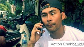 Lâm Minh Thắng Làm Đại Ca Mắt Lé Trong Phim | Giang Hồ Chợ Cá |