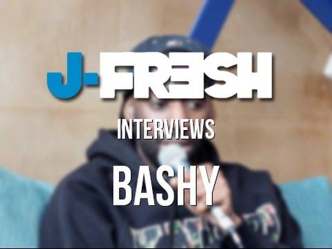 Bashy Interview - J Fresh TV - May 2014