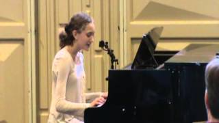 Composers' Recital, April 2014 - Abigail Lakey