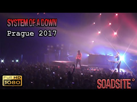 Sytem Of A Down - Lost in Hollywood, o2 Arena, Prague. Czech Republic