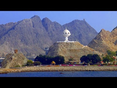 Muscat - the capital of Oman 4K
