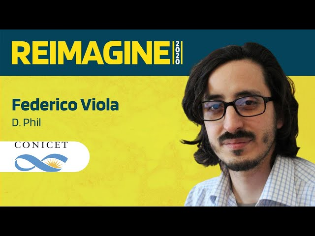 REIMAGINE 2020 v2.0 - Federico Viola - CONICET - Blockchain Research