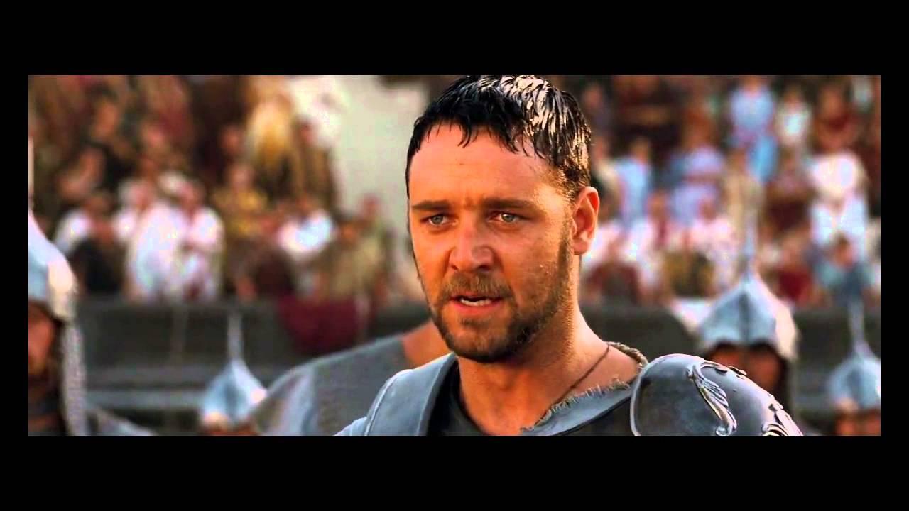 Gladiator: My name is Gladiator. - YouTube