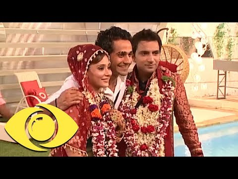 Sarah and Ali's Wedding in Bigg Boss House - Big Brother Universe
