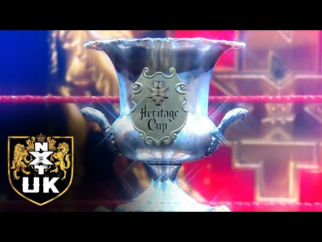 Heritage Cup Tournament First Round recap: NXT UK, Oct. 29, 2020